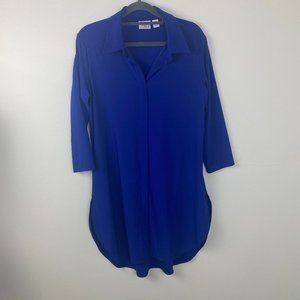 Women with Control dress shirt size SP